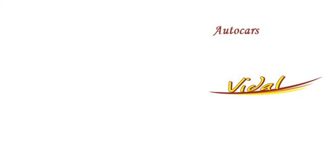 Le site des Autocars Vidal fait peau neuve !